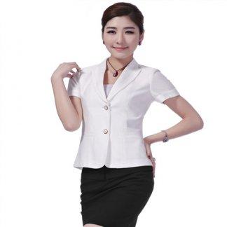 万博max手机版备用职业装女夏黑色