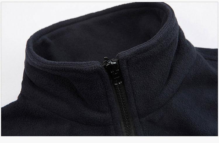 冲锋衣袖筒细节设计