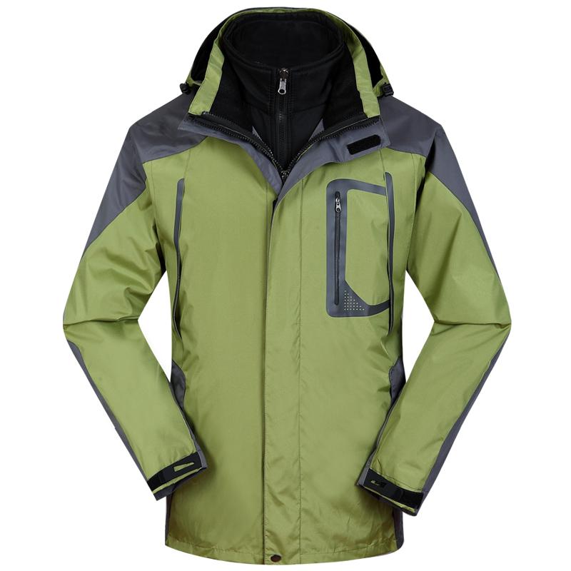 沖鋒(feng)衣SM2綠色